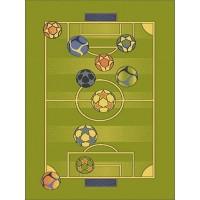 Dywan Weliro Stadion zielony 160x220cm