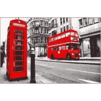 Dywan Londyn szary 160x220cm