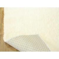 Dywan pluszowy 160x220cm biały