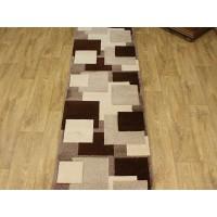 Chodnik dywanowy 100cm fryz nr 92 beż