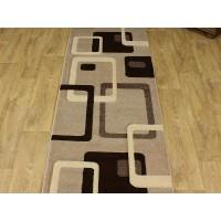 Chodnik dywanowy 80cm fryz nr 81 beż