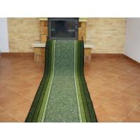 Chodnik sznurkowy 120cm Panama zieleń