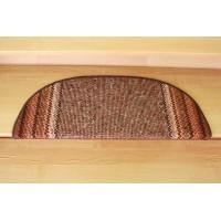 Nakładka na schody Panama brąz 65x24cm