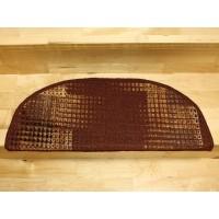 Nakładka na schody Esprit brąz 77x24+3cm zagięcie