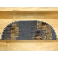 Nakładka na schody Esprit szary 77x24+3cm zagięcie