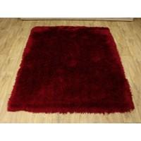 Dywan Poliester Inspiration 60x120cm czerwony