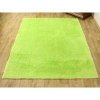 Dywan pluszowy 60x120cm zielony