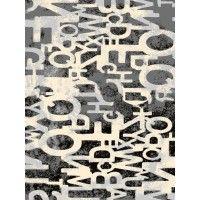 Dywan Agnella Funky Top Min grafit 133x180cm