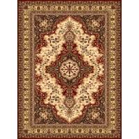 Dywan Agnella Isfahan Almas bursztyn 160x240cm