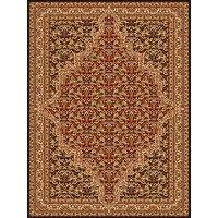 Dywan Agnella Isfahan Baruch bursztyn 200x300cm