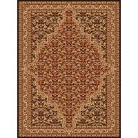Dywan Agnella Isfahan Baruch bursztyn 160x240cm
