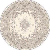 Dywan Agnella Isfahan Dafne alabastrowy 200cm koło