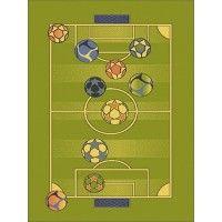 Dywan Weliro Stadion zielony 200x300cm