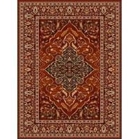 Dywan Agnella Isfahan Leyla rubin 240x340cm