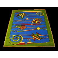 Dywan Weliro Rybki zieleń 400x500cm