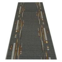 Chodnik antypoślizgowy pasy szare 100cm
