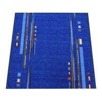 Chodnik antypoślizgowy pasy niebieska 100cm
