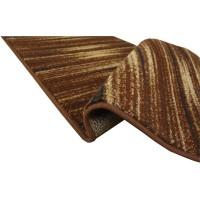 Chodnik dywanowy CIRSIUM JASNY BRĄZ 80cm