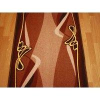 Chodnik antypoślizgowy rubin brąz 100cm