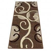 Chodnik dywanowy 80cm fryz nr 48 beż