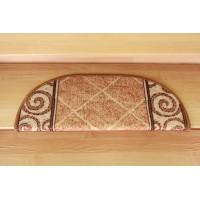 Nakładka na schody roma złoty 65x24cm