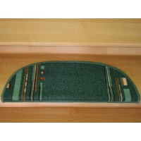 Nakładki na schody pasy zieleń 65x24cm