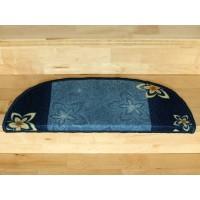 Nakładka na schody breeze niebieska 77x24cm