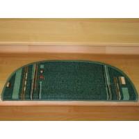 Nakładka na schody pasy zieleń 77x24cm