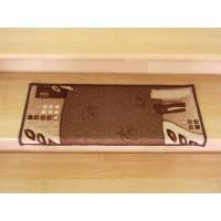 Nakładki na schody paris brąz 65x24cm