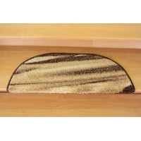 Nakładka  na schody arabica brąz 65x24cm