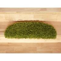 Nakładka na schody shaggy zielony 65x24cm