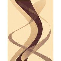 Dywan brown krem 160x220cm