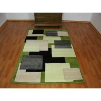 Dywan 160x220 fryz nr 125 zielony